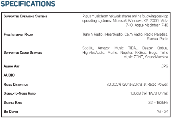 B400S Specifications 2-835